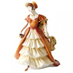 Royal Doulton Prestige Lady Victoria May