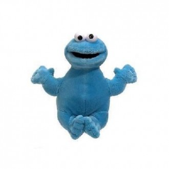 GUND Sesame Street COOKIE MONSTER Mini Magnetudes