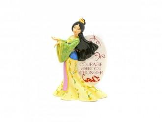 Disney's Mulan Flat Back Figurine from English Ladies Co.