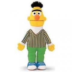 GUND Sesame Street Finger Puppet - BERT