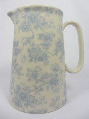 Lord Nelson Ware Victorian Jug Olivia