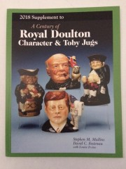 2018 Supplement to a Century of Royal Doulton Character and Toby Jugs