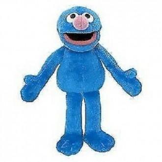 GUND Sesame Street Finger Puppet - Grover