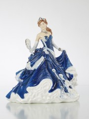English Ladies Co. Midnight Romance Figurine