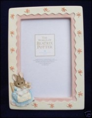 Beatrix Potter Hunca Munca and Baby