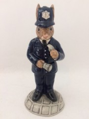 Royal Doulton Policeman Bunnykins