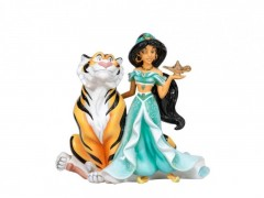 Jasmine and Rajah Figurine