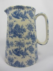 Lord Nelson Ware Victorian Jug Toille