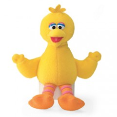 GUND Beanbag Soft Toy - BIG BIRD