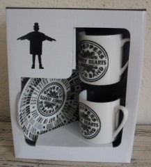 Coalport Beatles Collection Espresso Set
