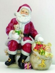 Royal Doulton Mini Santa Figure