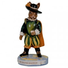 Royal Doulton Bunnykins Sir Walter Raleigh