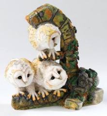 Country Artists Barn Owlets
