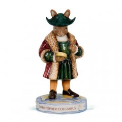Royal Doulton Bunnykins Christopher Columbus