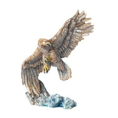 Royal Doulton Prestige Grey Eagle Storm
