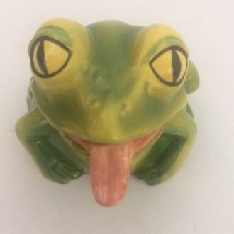 Frog Face Pot