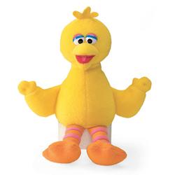 GUND Beanbag Soft Toy - BIG BIRD