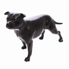 John Beswick Staffordshire Bull Terrier - Black