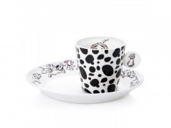 English Ladies Co. 101 Dalmations Espresso Set