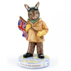 Royal Doulton Bunnykins Scott of the Antarctic
