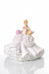 English Ladies Co. Gypsy Wedding Dreams Bride - Blonde