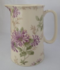 Victorian Jug - Isobel Pattern