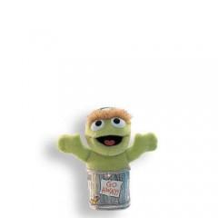 GUND Sesame Street Finger Puppet - Oscar