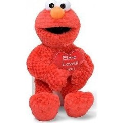 GUND Sesame Street Elmo Loves You Plush Toy