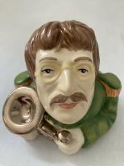 John Lennon Face Pot