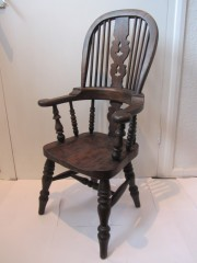 Ash and Elm Childs Windsor Chair