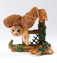 Country Artists Tawny Owl CA00340