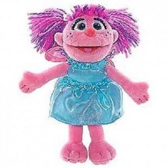 GUND Sesame Street Finger Puppet - Abby Cadabby