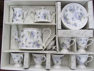 Lord Nelson Ware Tea Set Katy