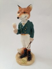 John Beswick 21st Century Fox JPB4 Ltd Edition Fair Special Green Colourway