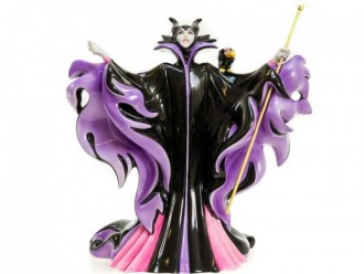 Maleficent from Disney's Sleeping Beauty - Limited Edition Figurine from English Ladies Co.