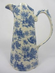 Lord Nelson Ware Edwardian Jug Toille