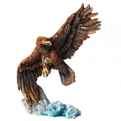 Royal Doulton Prestige Brown Eagle Tempest