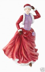 Royal Doulton Figure Helena