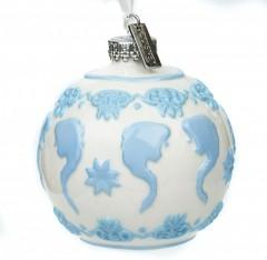 English Ladies Co. Ornament Anna - White