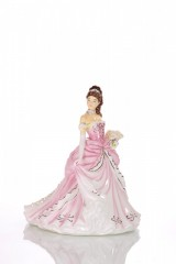 English Ladies Fairytale Princess - PINK