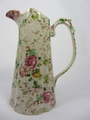 Lord Nelson Ware Chintz Jug Rose