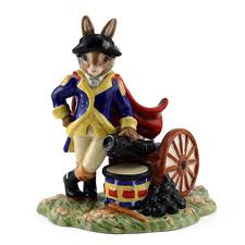 ROYAL DOULTON GEORGE WASHINGTON BUNNYKINS DB367 BNIB